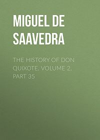 Miguel Cervantes -The History of Don Quixote, Volume 2, Part 35