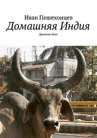 Иван Пешехонцев -Домашняя Индия. Дневник-блог