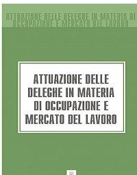 Italia - Attuazione delle deleghe in materia di occupazione e mercato del lavoro