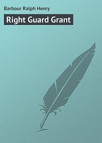 Ralph Barbour -Right Guard Grant