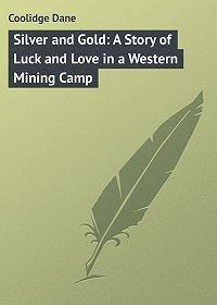 Dane Coolidge -Silver and Gold: A Story of Luck and Love in a Western Mining Camp