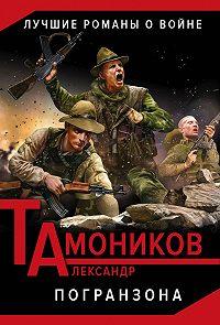 Александр Тамоников -Погранзона