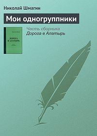 Николай Шмагин -Мои одногруппники