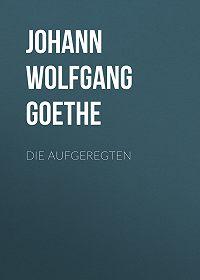 Johann Wolfgang -Die Aufgeregten
