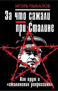 Игорь Пыхалов -За что сажали при Сталине. Как врут о «сталинских репрессиях»