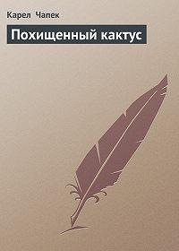 Карел  Чапек -Похищенный кактус