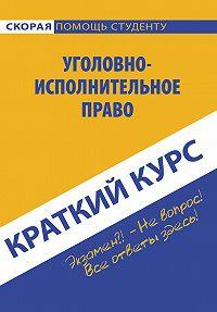 Коллектив авторов -Краткий курс по уголовно-исполнительному праву