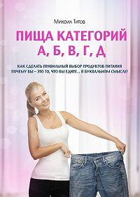 Михаил Титов -Пища категорий А,Б, В, Г,Д. Как сделать правильный выбор продуктов питания