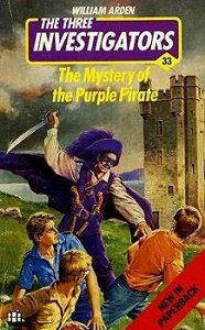 Уильям Арден -Тайна багрового пирата. [Тайна пурпурного пирата]