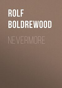 Rolf Boldrewood -Nevermore