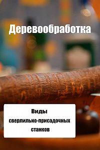 Илья Мельников -Виды сверлильно-присадочных станков
