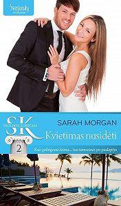 Sarah Morgan -Kvietimas nusidėti