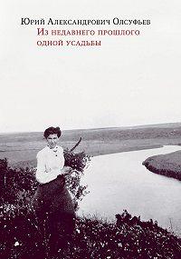 Юрий Олсуфьев - Из недавнего прошлого одной усадьбы