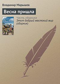 Владимир Марышев -Весна пришла