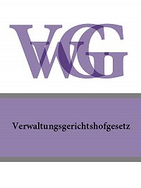 Österreich -Verwaltungsgerichtshofgesetz – VwGG