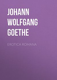 Johann Wolfgang -Erotica Romana