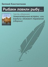 Евгений Константинов -Рыбаки ловили рыбу…