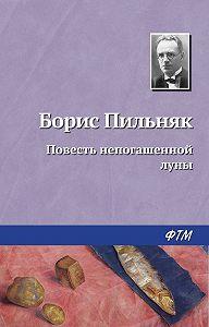 Борис Пильняк -Повесть непогашенной луны