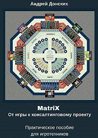 Андрей Донских -MatriX. Отигры кконсалтинговому проекту