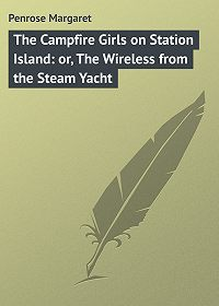 Margaret Penrose -The Campfire Girls on Station Island: or, The Wireless from the Steam Yacht