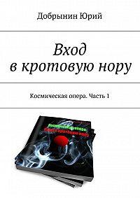 Добрынин Юрий -Вход вкротовуюнору