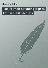 Allen Chapman -Tom Fairfield's Hunting Trip: or, Lost in the Wilderness