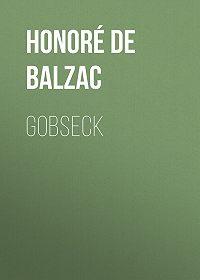 Honoré de -Gobseck