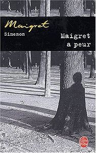Жорж Сименон -Мегрэ в тревоге