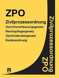 Deutschland -Zivilprozessordnung – ZPO