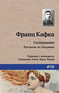 Франц Кафка -Созерцание. Избранное (сборник)