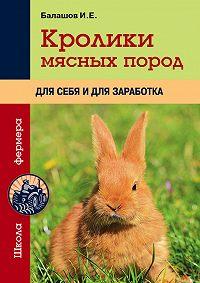 Иван Балашов - Кролики мясных пород для себя и для заработка