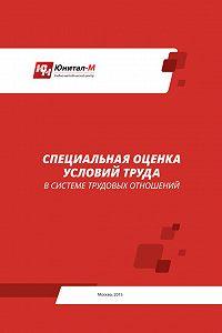 А. Липин -Специальная оценка условий труда (СОУТ) в системе трудовых отношений