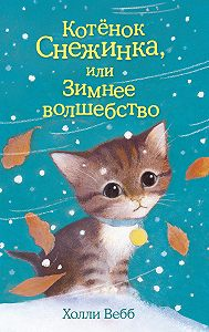 Холли Вебб -Котёнок Снежинка, или Зимнее волшебство