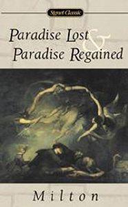 Джон Мильтон -Paradise Regained