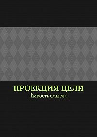 Марсель Шафеев -Проекцияцели. Ёмкость смысла