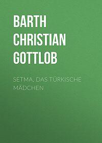 Christian Barth -Setma, das türkische Mädchen