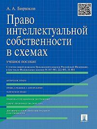 Александр Бирюков - Право интеллектуальной собственности в схемах. Учебное пособие
