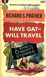 Ричард Пратер -Будет револьвер – будем путешествовать (сборник)
