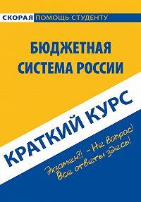 В. Свищева -Бюджетная система России. Краткий курс