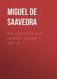 Miguel Cervantes -The History of Don Quixote, Volume 1, Part 18