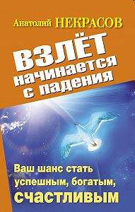 Анатолий Некрасов - Взлет начинается с падения. Ваш шанс стать успешным, богатым, счастливым
