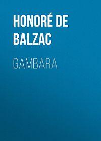 Honoré de -Gambara
