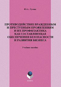 Юрий Александрович Лукаш - Противодействие враждебным и преступным проявлениям и их профилактика как составляющая обеспечения безопасности и развития бизнеса