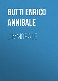 Enrico Butti -L'Immorale