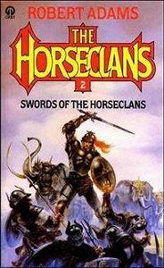 Роберт Адамс -Мечи конных кланов