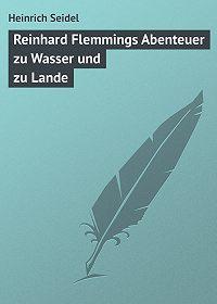 Heinrich Seidel - Reinhard Flemmings Abenteuer zu Wasser und zu Lande