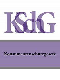 Österreich -Konsumentenschutzgesetz – KSchG