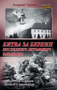 Андрей Орлов -Битва за Берлин последнего штрафного батальона