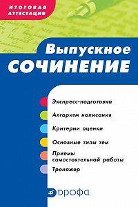 Нина Ломилина, Владимир Сигов - Итоговая аттестация. Выпускное сочинение