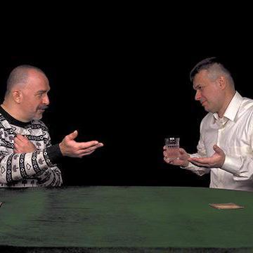 Клим Жуков и Александр Скробач о происхождении Украины, часть 2